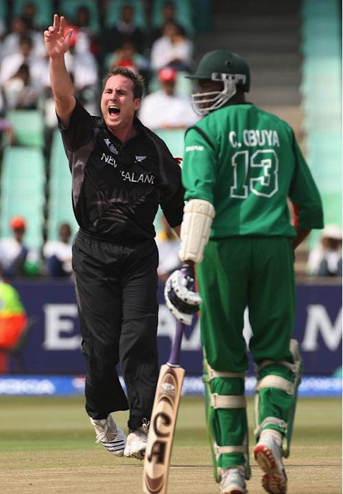 New Zealand v Kenya - ICC Twenty20 World Championship