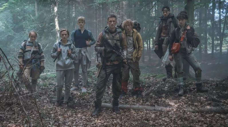 El nuevo drama postapocalíptico de Netflix se llama The Rain y este es su primer tráiler