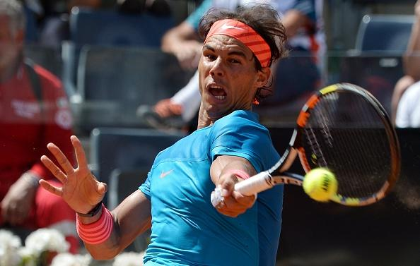 Top 5 hot shots from Rome Masters