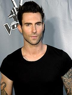 Adam Levine Starts Twitter Feud with Fox News Anchors
