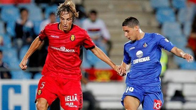 Liga - Barrada leaves Getafe for Al Rayyan