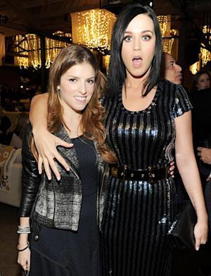 """Katy Perry Gropes Anna Kendrick's Boob: Pitch Perfect Star Says """"Girl Can't Help It"""" -- See the Picture!"""