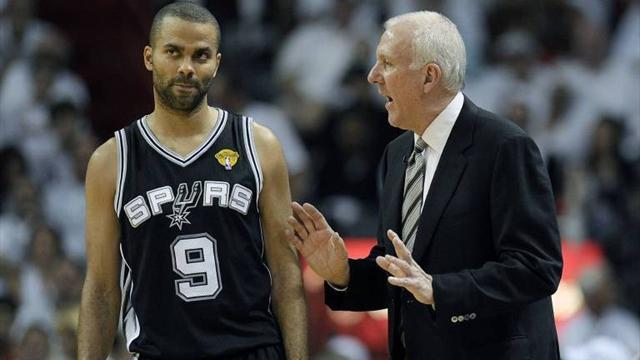 Basketball - Popovich wins coach of the year award