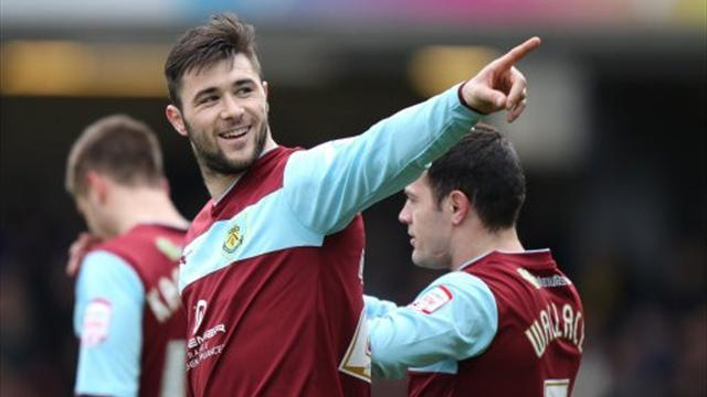 Championship - Watford held by Burnley, Leicester lose