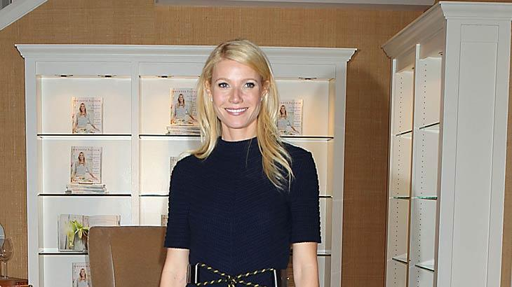 Gwyneth Paltrow William Sonoma Bk Sgng