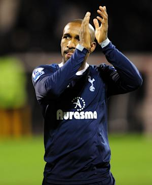 Jermain Defoe bagged a brace in Tottenham's win over Fulham on Saturday
