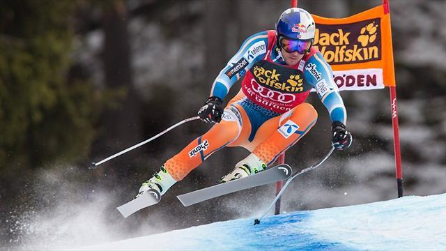 Alpine Skiing - Svindal retains downhill globe but big one still elusive