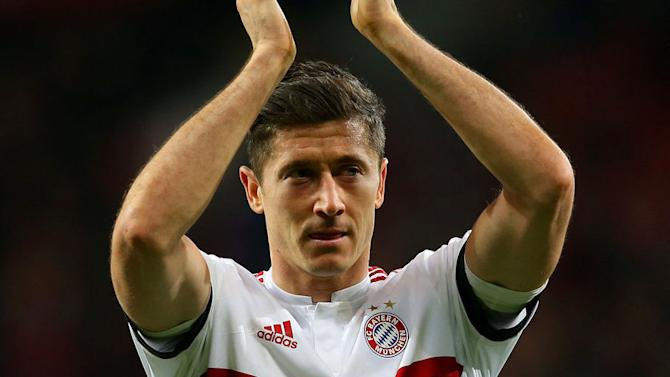 "Robert Lewandowski's Agent Admits There's ""Something There"" With Real Madrid"