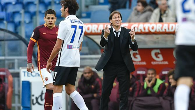 Defiant Garcia refuses to resign despite Roma slump