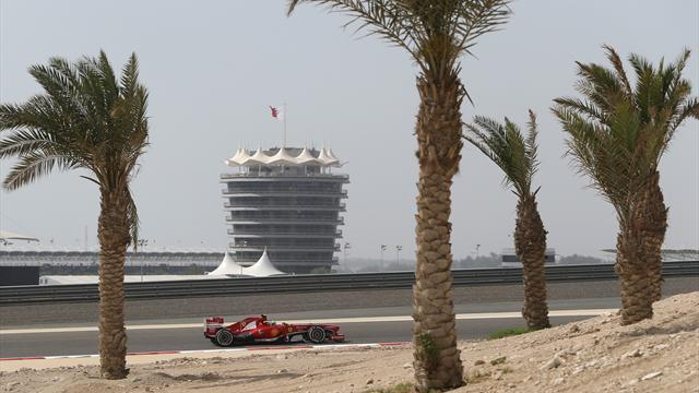 Bahrain Grand Prix - Bahrain confirms 2014 night race