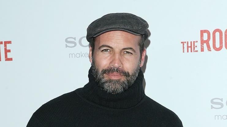 The Roommate LA Screening 2011 Billy Zane