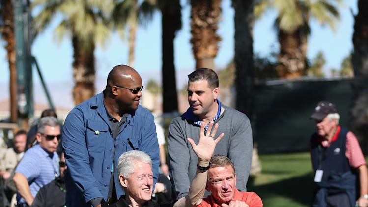 Humana Challenge In Partnership With The Clinton Foundation - Round One