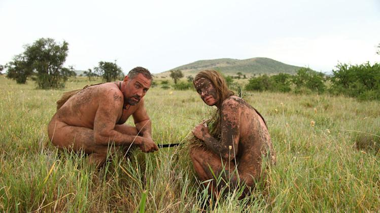 """Naked & Afraid"""