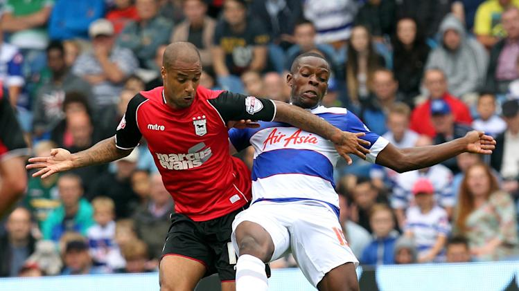 Soccer - Sky Bet Football League Championship - Queens Park Rangers v Ipswich Town - Loftus Road