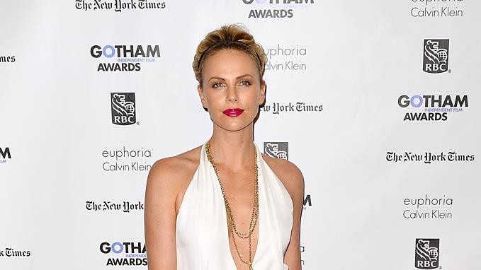 Charlize Theron Gotham Independent Film Awards