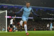 Manchester City's Gabriel Jesus has scored three goals in five games since his £27 million ($33 million, 31 million euros) transfer from Palmeiras
