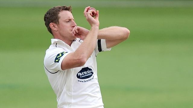 County - Sussex in control against Somerset