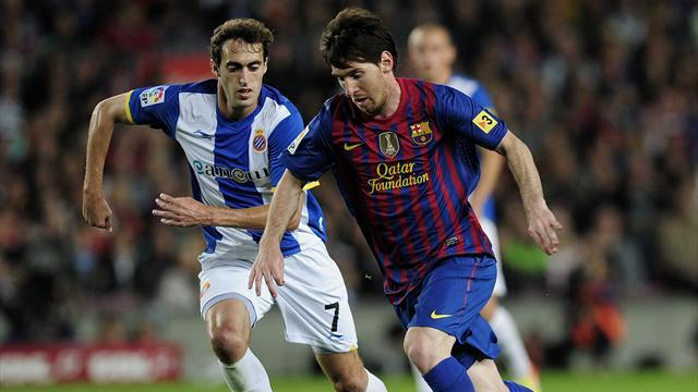 Liga - Baena plays down missed handshake with Messi