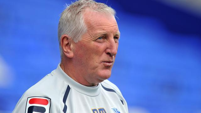 Football - Moore urges Rovers to pick themselves up