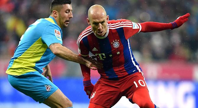 Video: Bayern Munich vs Cologne