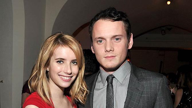 Roberts Yelchin GQ Man Of The Year