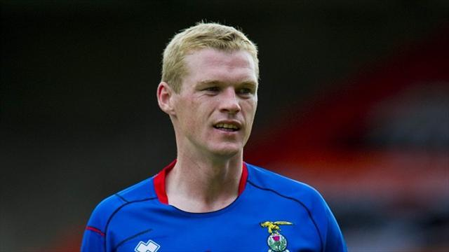 Football - Inverness remain top