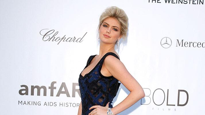 2012 amfAR's Cinema Against AIDS - Arrivals: Kate Upton