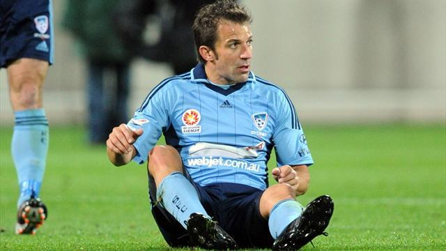 A-League - Del Piero sbaglia e i playoff si allontanano