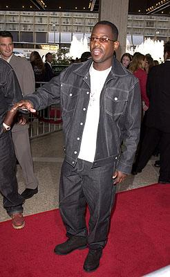 Premiere: Martin Lawrence at the LA premiere of MGM's What's The Worst That Could Happen - 5/22/2001