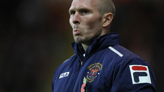 Football - Appleton named new Blackburn boss