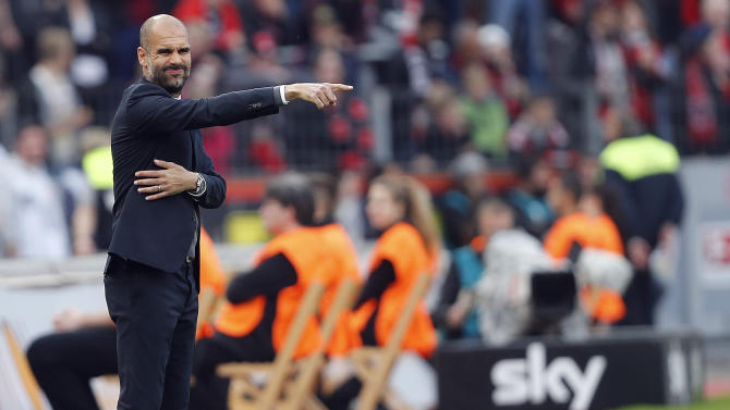 Guardiola to face Messi and Barcelona in Champions League