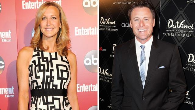 Chris Harrison Lara Spencer to Host Miss America 2014