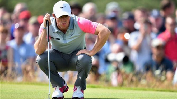 Golf - It's simple really says McIlroy, just process and spot