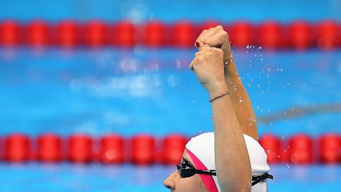 2012 London Paralympics - Day 10 - Swimming