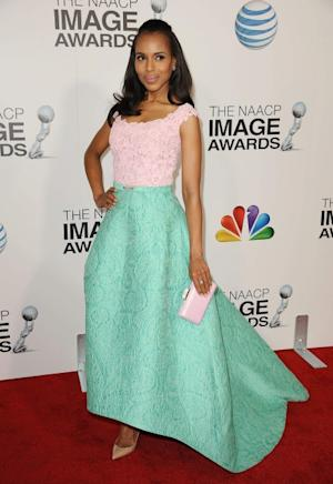Kerry Washington attends the 44th NAACP Image Awards at The Shrine Auditorium on February 1, 2013 in Los Angeles  -- Getty Images