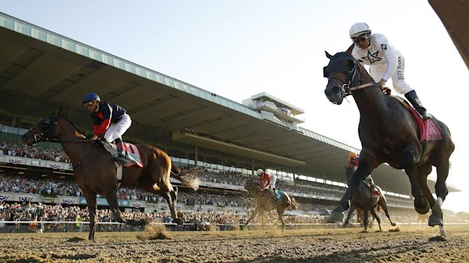 Distance, fresh foes trouble for California Chrome