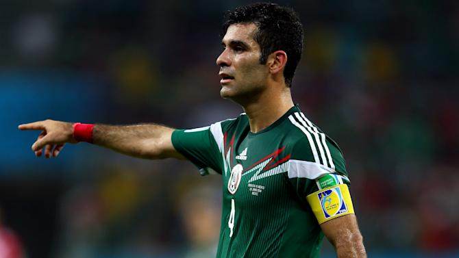 Mexico vs. Paraguay: Marquez ready to make the most of 'great opportunity'