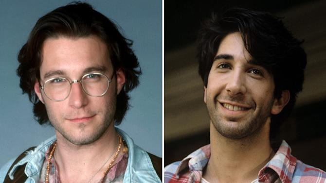 Kevin's sister Karen had good taste. Her hippie boyfriend was played by John Corbett and the character married David Schwimmer in Season 5.