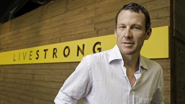 Cycling - Quitting Livestrong was 'lowest' moment, says Armstrong