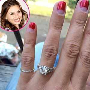 Aly Michalka of Two and a Half Men Is Engaged to Boyfriend Stephen Ringer, See Her Stunning Ring