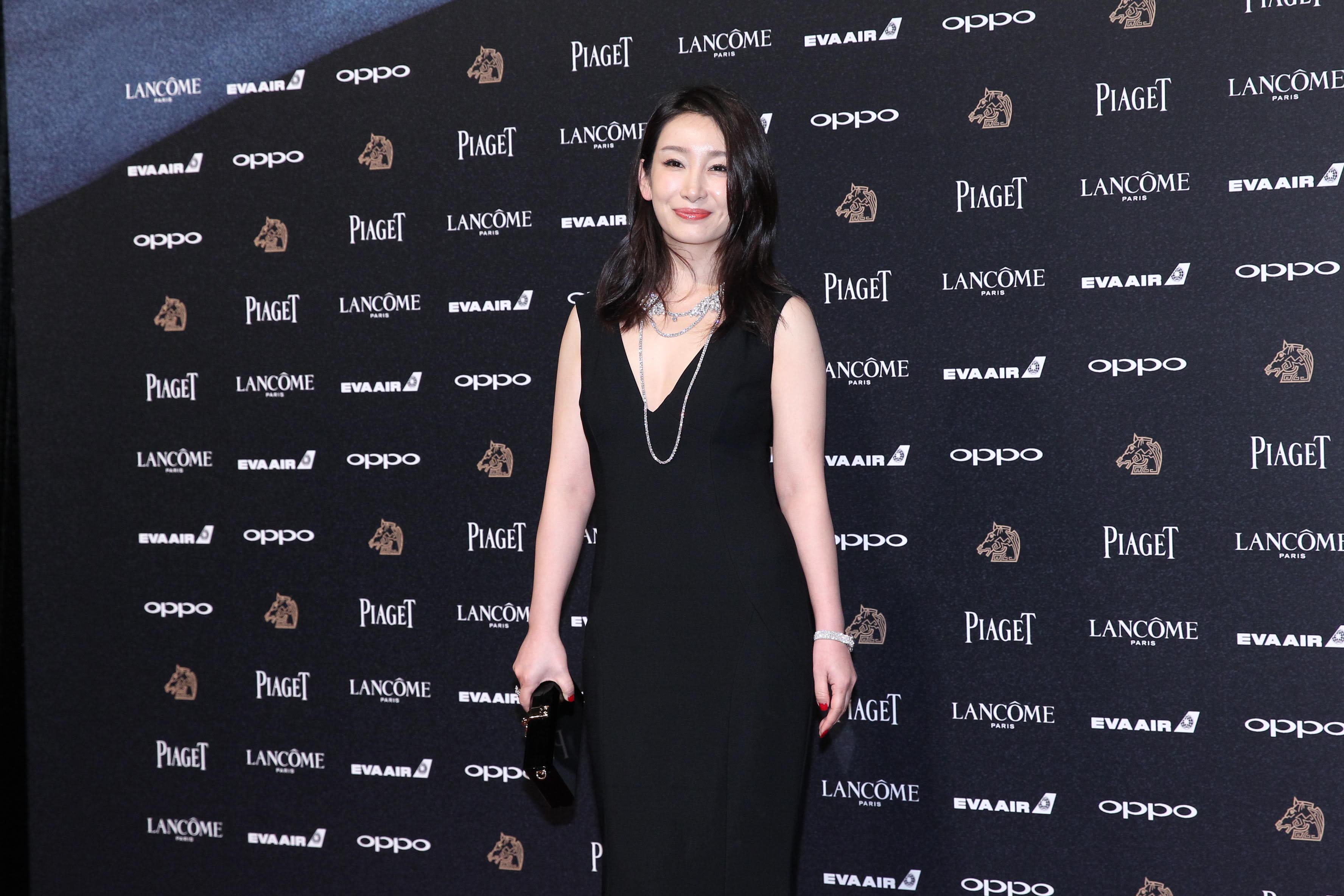 <p>曾同時獲得金馬獎最佳新演員及影后的秦海璐,這次擔任金馬獎評審(影像提供:達志影像) </p>