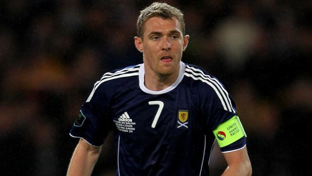 Scottish Football - Scotland skipper fumes at Luxembourg tactics