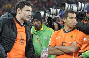 Van Bronckhorst tips Netherlands for World Cup glory