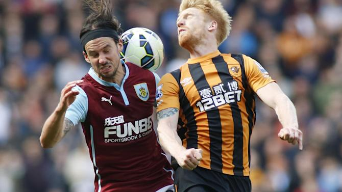 Video: Hull City vs Burnley