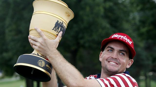 US PGA Championship - Murphy's Law: Things hotting up for Kiawah Island