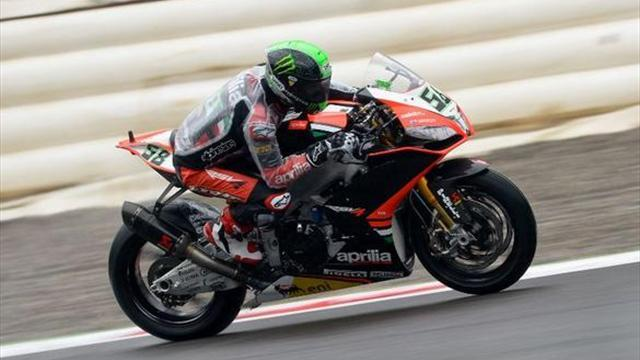 Superbikes - Monza WSBK: Brakes proving problematic for Laverty