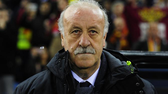 World Cup - Del Bosque upbeat on Costa, Navas recoveries