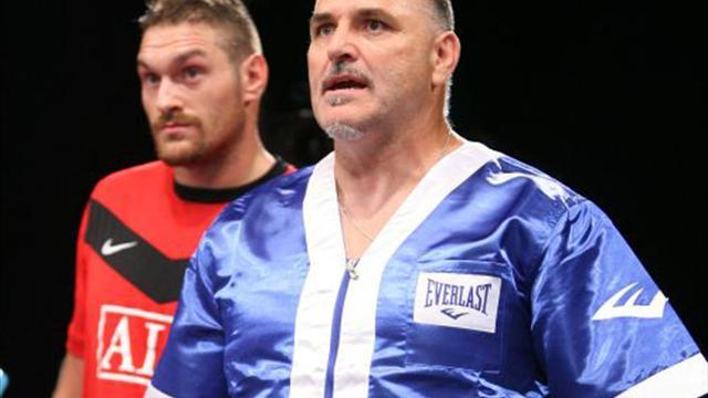 Boxing - John Fury could get day release to see Tyson take on Haye