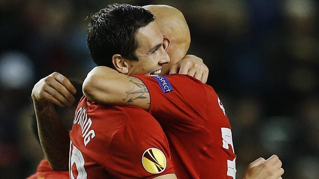 Europa League - Downing howitzer gives Liverpool win over Anzhi