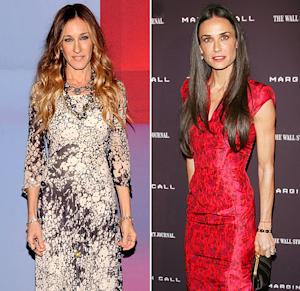 "Sarah Jessica Parker: Replacing Demi Moore in Lovelace Was ""Daunting"""